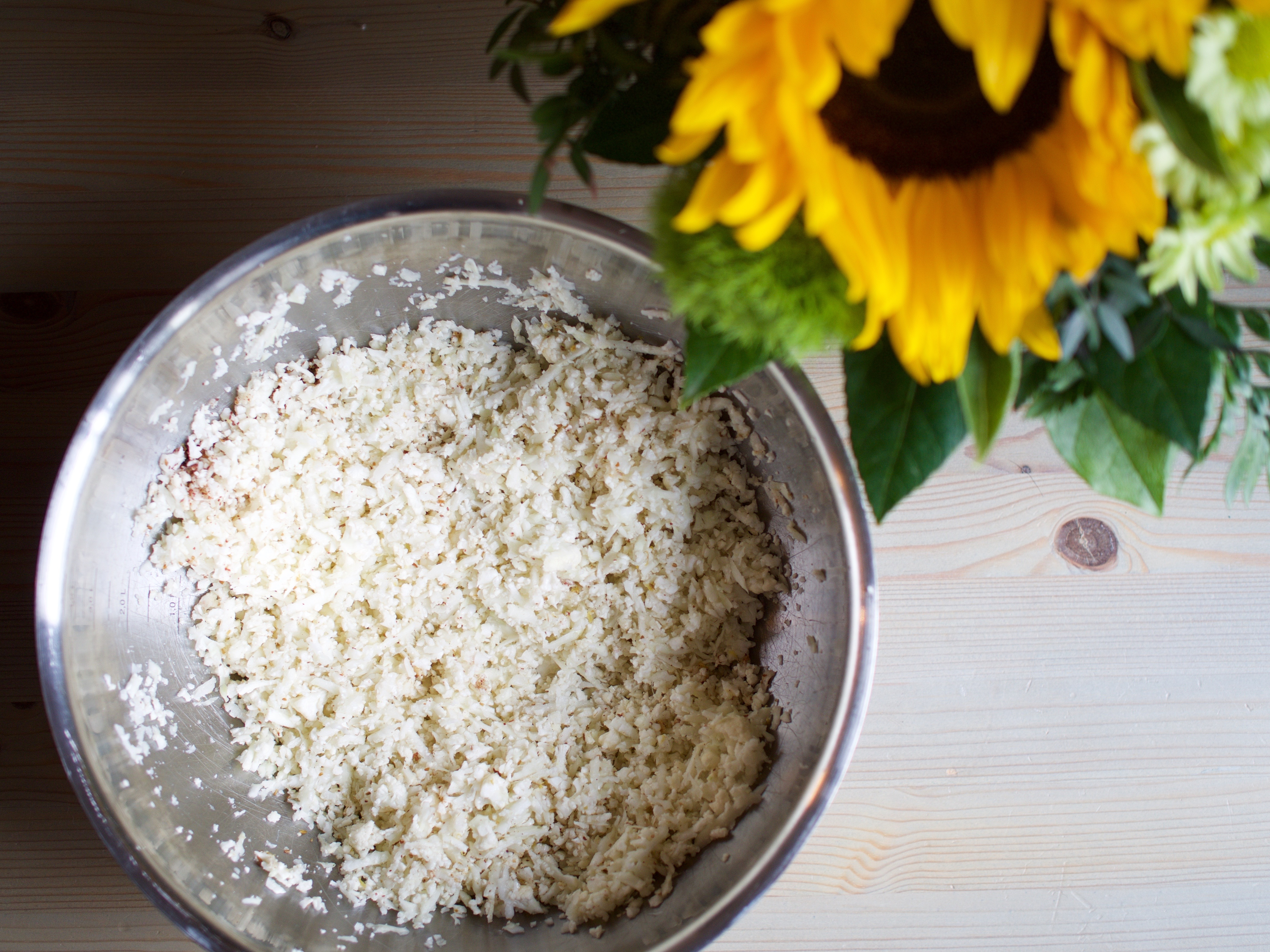 Kukkakaalitabouleh