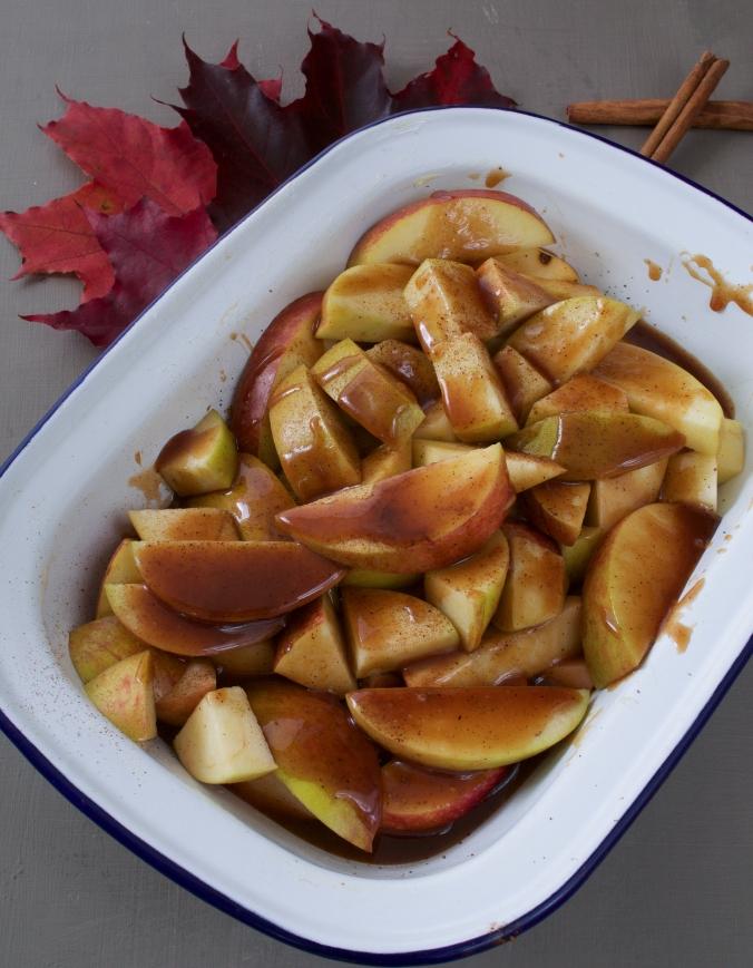 Kinuskiset omenat